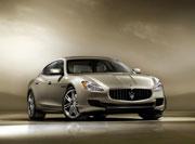 Maserati Quattroporte making a come back in India