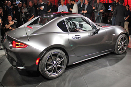 Mazda MX-5 to be crowned as the World Car of 2016