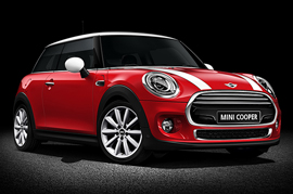 Mini Cooper convertible out now in the Indian Market
