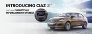 Some More Updates on the Maruti Ciaz with CVT-showcasing at the Bangkok Motor Show