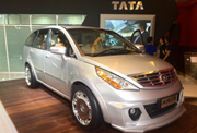 Report-All New Tata Aria testing in Thailand