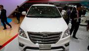 The All new Toyota Innova Spied 2016