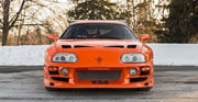 Report-Paul Walkers Car from First Fast and Furious movie to be Auctioned