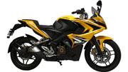 Bajaj launched new bikes Pulsar CS 400