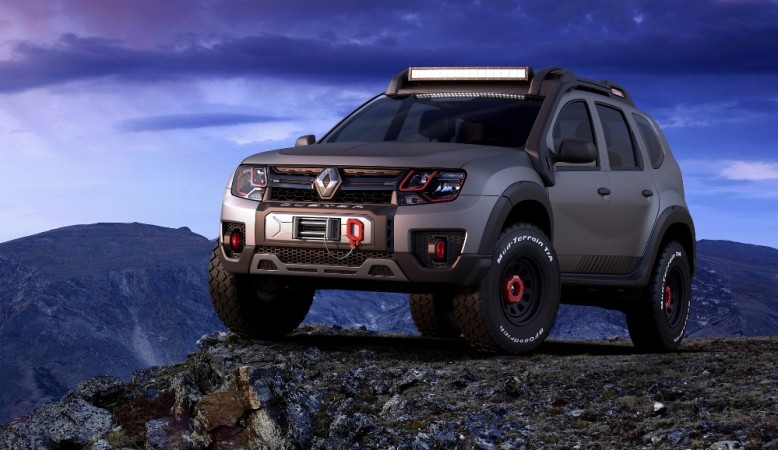 2017 Renault Duster Sandstorm Planned to Launched Festive Season