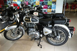 Royal Enfield Classic 350 Redditch Series Coming on New January