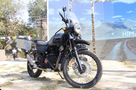 Special edition by Royal Enfield Himalayan to be Launch on March 16