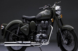 Royal Enfield enters Thailand