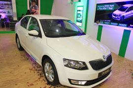 What do you think about the Skoda Octavia Anniversary Edition