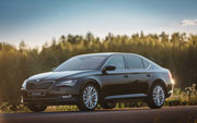Skoda Superb likely to be at the Indian Auto Expo 2016