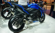 New Suzuki Bikes line up in India