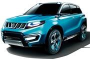 Suzuki Motors announces ?Suzuki iV-4? for the 43rd Tokyo Motor Show 2013