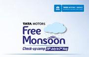 Tata Motors has organized a Monsoon camp