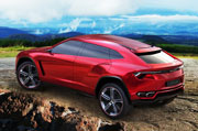 The Lamborghini URUS would be India by 2018