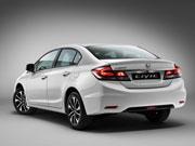 Honda Civic Sedan 2016 rendered