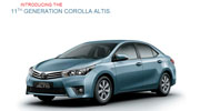 Toyota Corolla has faulty airbags models recalled