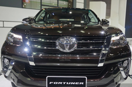 2015 Toyota Fortuner TRD Sportivo