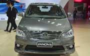 Toyota Innova 2015 at Bangkok Motor Show 2015