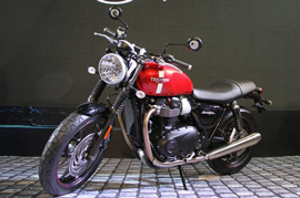 The Spy Story of the Triumph Bonneville Bobber
