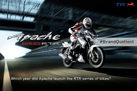 TVS Is coming up with an all new 200 Cc bike