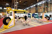 UK Commercial Vehicle Show 2015