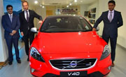 Volvo now has a dealership in Kolkata