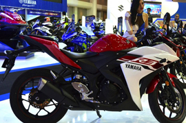 Yamaha YZF-R3 and the Buddh International Circuit