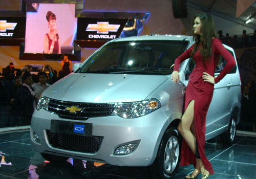 Chevrolet Enjoy 1.3 LS 8 STR