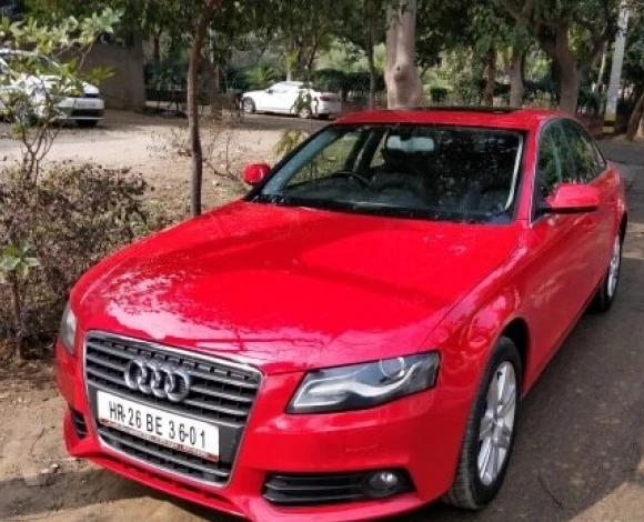 Audi A4 New 2.0 TDI Multitronic