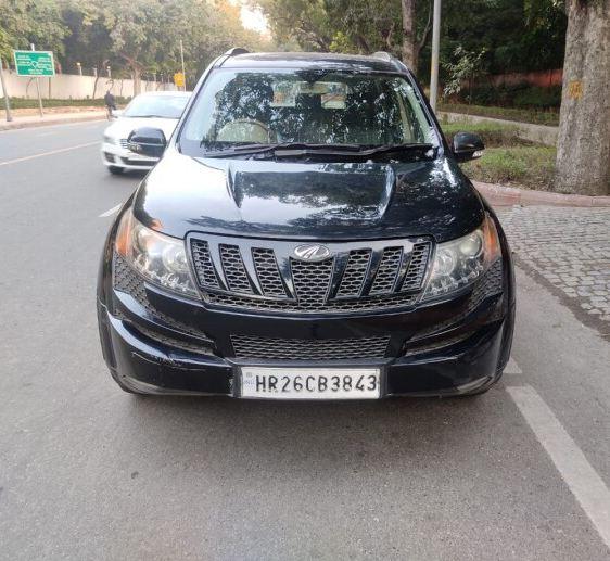 Mahindra XUV 500 W8 4WD