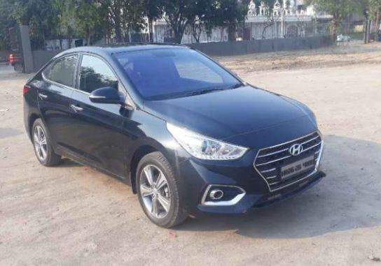 Hyundai Verna 1.6 VTVT S Option