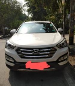 Hyundai Santa Fe4WD AT