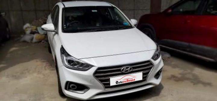 Hyundai VernaVTVT 1.6 SX