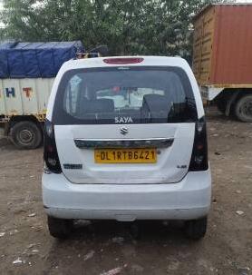 Maruti WagonR LXI BS IV