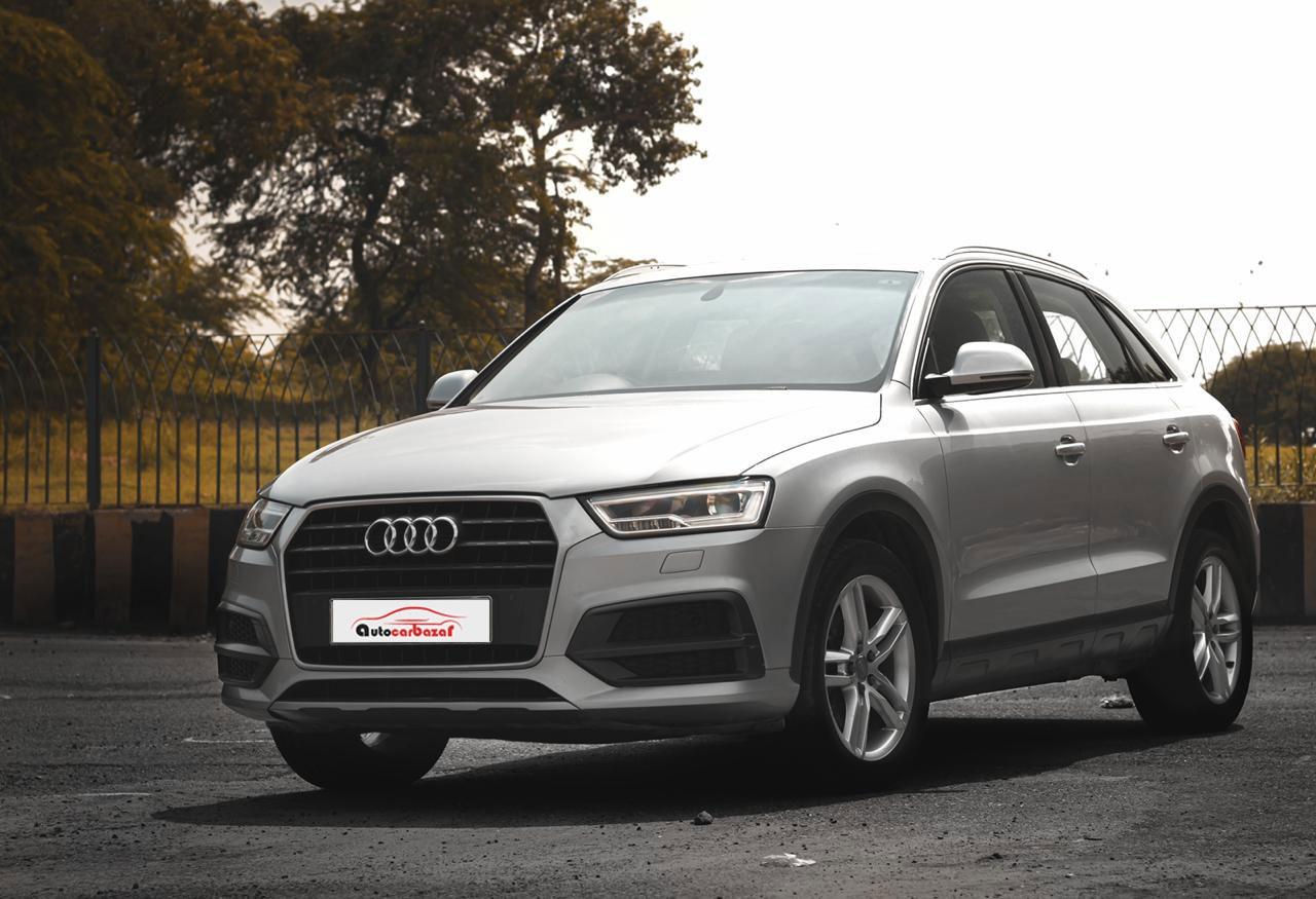 Audi Q3 TSFI Premium Plus