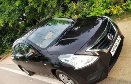 Nissan Super Sunny XL CVT