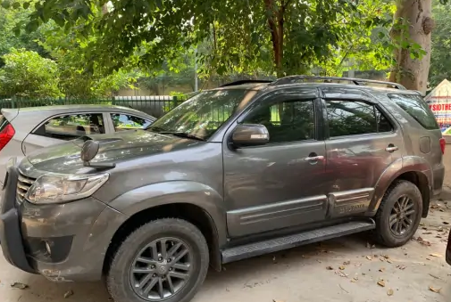 Toyota Fortuner4x2 4 Speed AT