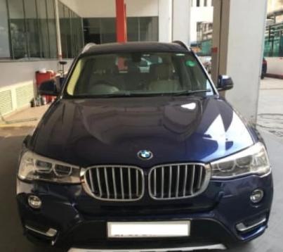 BMW BMW X3XDrive20d XLine