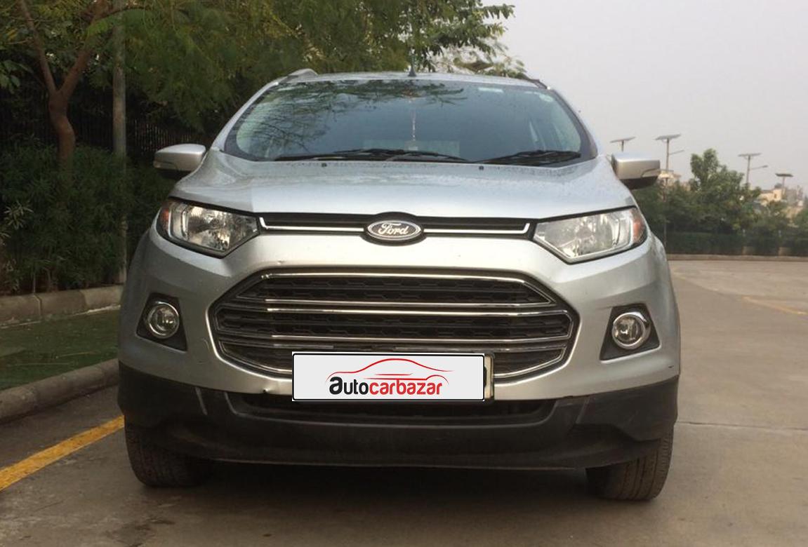 Ford EcoSport 1.5 Titanium (Diesel)