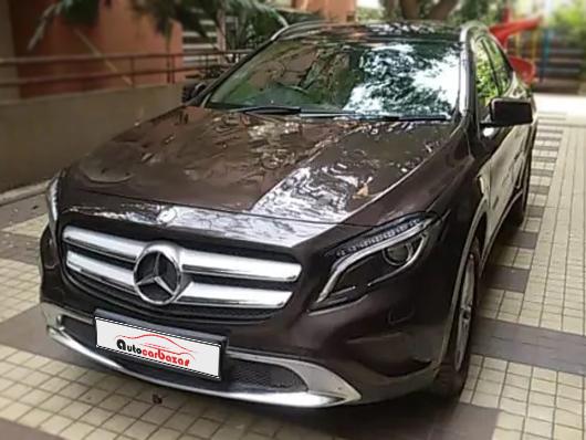 Mercedes-Benz GLA Class200 D Sport Edition