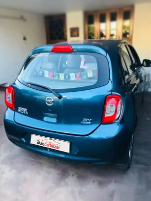 Nissan MicraXV CVT