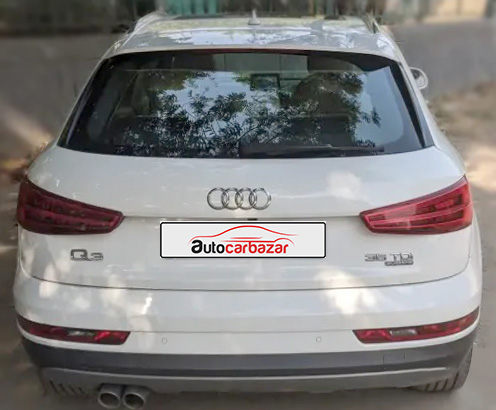 Audi Q3 TDI Quattro Technology