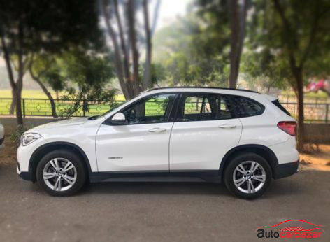 BMW BMW X1 sDrive20d Expedition