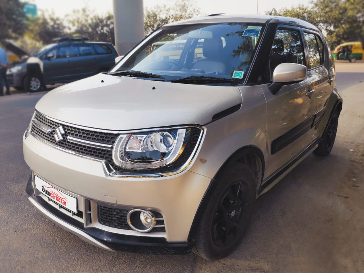 Maruti Ignis (Alpha AMT) Top Model