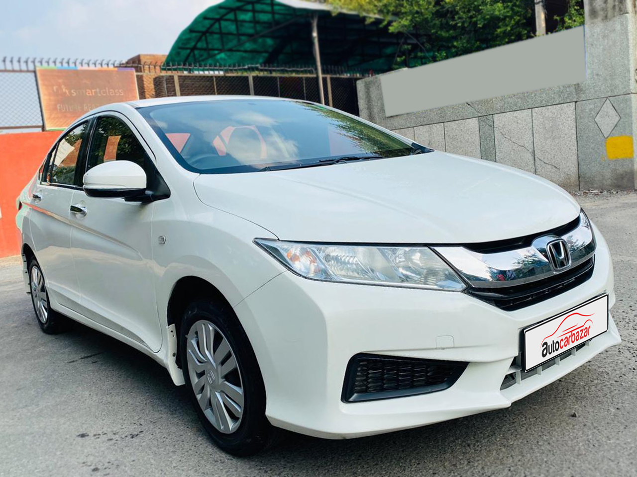 Honda City I-VREC
