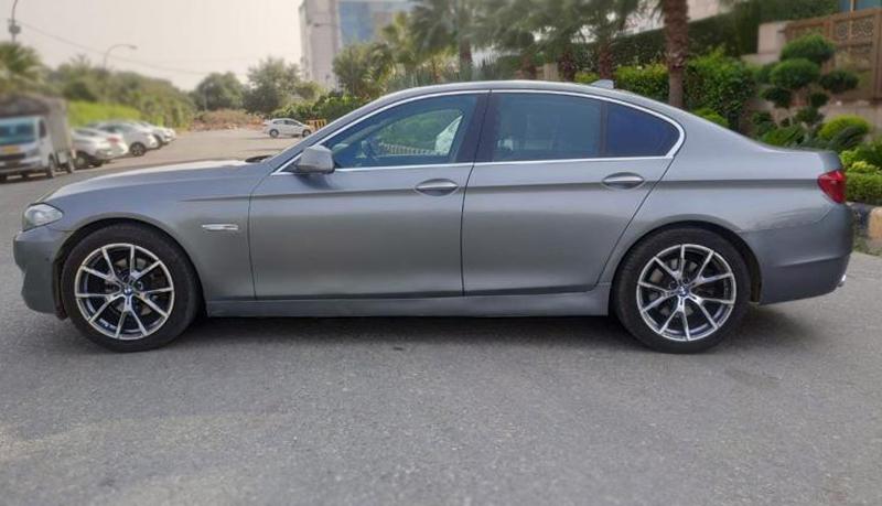 BMW 5 Series 525d Sedan