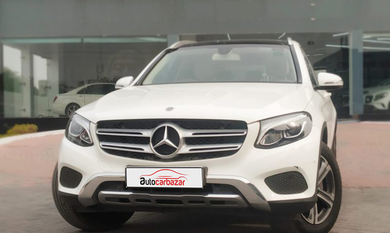 Mercedes Benz GLC GLC220D