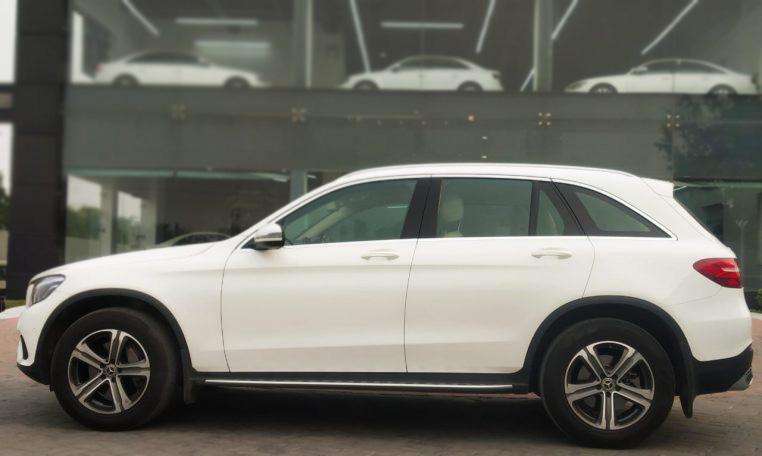 Mercedes Benz GLC GLC220D