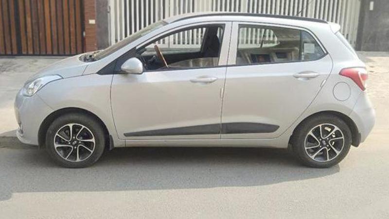 Hyundai Grand i10 Sportz AT 1.2 Kappa VTVT
