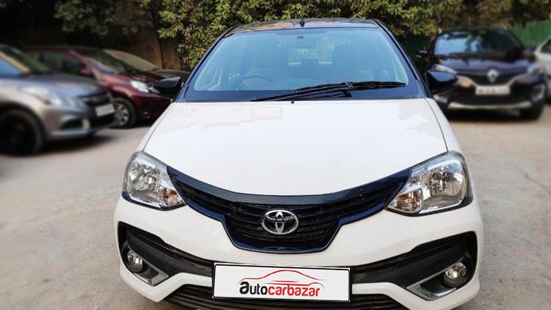 Toyota Etios Liva VX Dual Tone
